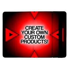 Create Your Own Custom Products And Gifts Samsung Galaxy Tab Pro 12.2  Flip Case