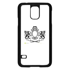 Rembrandt Designs Samsung Galaxy S5 Case (Black)