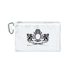Rembrandt Designs Canvas Cosmetic Bag (Small)