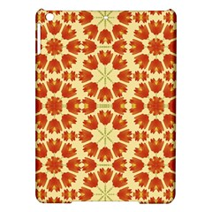 Colorful Floral Print Vector Style Apple Ipad Air Hardshell Case