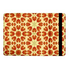 Colorful Floral Print Vector Style Samsung Galaxy Tab Pro 10 1  Flip Case