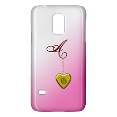 A Golden Rose Heart Locket Samsung Galaxy S5 Mini Hardshell Case