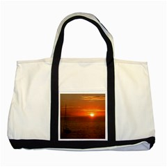 Good Night Mexico Two Tone Tote Bag