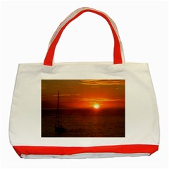 Good Night Mexico Classic Tote Bag (Red)