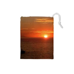 Good Night Mexico Drawstring Pouch (Small)