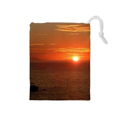 Good Night Mexico Drawstring Pouch (medium)