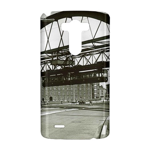 Vintage Wuppertal Floating Train Photo LG G3 Hardshell Case