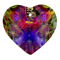 Journey Home Heart Ornament