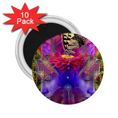 Journey Home 2 25  Button Magnet (10 Pack)