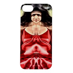 Cubist Woman Apple Iphone 5s Hardshell Case