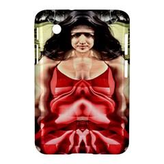 Cubist Woman Samsung Galaxy Tab 2 (7 ) P3100 Hardshell Case