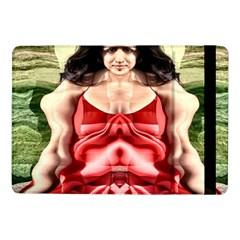 Cubist Woman Samsung Galaxy Tab Pro 10 1  Flip Case