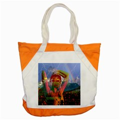 Fusion With The Landscape Accent Tote Bag