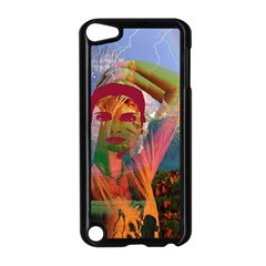 Fusion With The Landscape Apple Ipod Touch 5 Case (black)