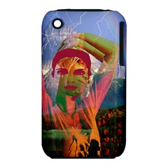 Fusion With The Landscape Apple Iphone 3g/3gs Hardshell Case (pc+silicone)