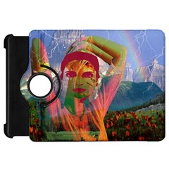 Fusion With The Landscape Kindle Fire Hd Flip 360 Case