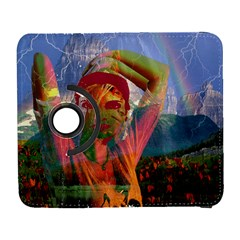 Fusion With The Landscape Samsung Galaxy S  Iii Flip 360 Case