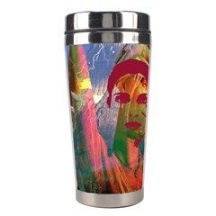 Fusion With The Landscape Stainless Steel Travel Tumbler