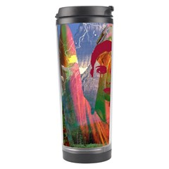 Fusion With The Landscape Travel Tumbler