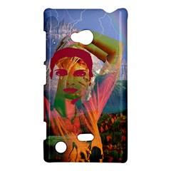 Fusion With The Landscape Nokia Lumia 720 Hardshell Case
