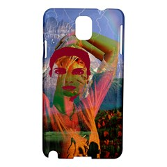 Fusion With The Landscape Samsung Galaxy Note 3 N9005 Hardshell Case