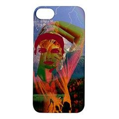 Fusion With The Landscape Apple Iphone 5s Hardshell Case
