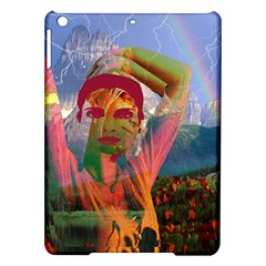 Fusion With The Landscape Apple iPad Air Hardshell Case