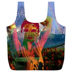Fusion With The Landscape Reusable Bag (XL)