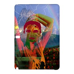 Fusion With The Landscape Samsung Galaxy Tab Pro 10.1 Hardshell Case
