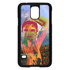 Fusion With The Landscape Samsung Galaxy S5 Case (Black)
