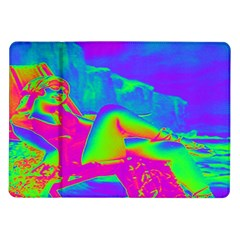 Seaside Holiday Samsung Galaxy Tab 10.1  P7500 Flip Case
