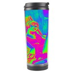 Seaside Holiday Travel Tumbler Left