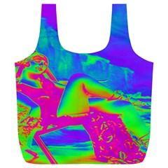 Seaside Holiday Reusable Bag (xl)