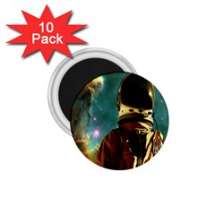 Lost In The Starmaker 1 75  Button Magnet (10 Pack)
