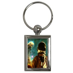 Lost In The Starmaker Key Chain (rectangle)