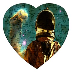Lost In The Starmaker Jigsaw Puzzle (heart)
