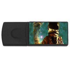 Lost In The Starmaker 4gb Usb Flash Drive (rectangle)