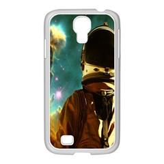 Lost In The Starmaker Samsung GALAXY S4 I9500/ I9505 Case (White)