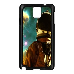 Lost In The Starmaker Samsung Galaxy Note 3 N9005 Case (Black)