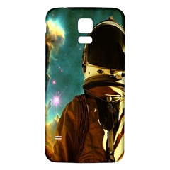Lost In The Starmaker Samsung Galaxy S5 Back Case (white)