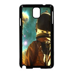 Lost In The Starmaker Samsung Galaxy Note 3 Neo Hardshell Case (Black)