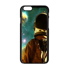 Lost In The Starmaker Apple iPhone 6 Black Enamel Case