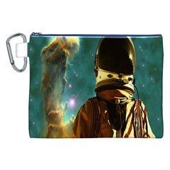 Lost In The Starmaker Canvas Cosmetic Bag (XXL)