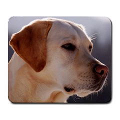 3 Labrador Retriever Large Mouse Pad (Rectangle)