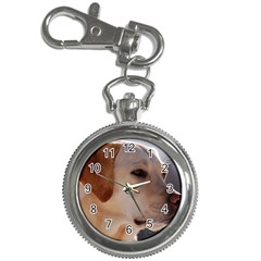 3 Labrador Retriever Key Chain Watch