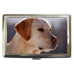 3 Labrador Retriever Cigarette Money Case