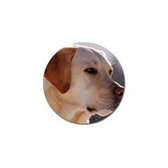 3 Labrador Retriever Golf Ball Marker 4 Pack