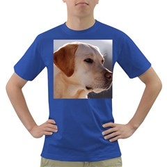 3 Labrador Retriever Men s T-shirt (Colored)