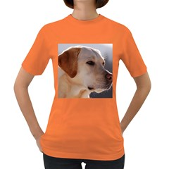 3 Labrador Retriever Women s T-shirt (Colored)