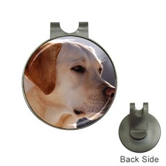 3 Labrador Retriever Hat Clip with Golf Ball Marker